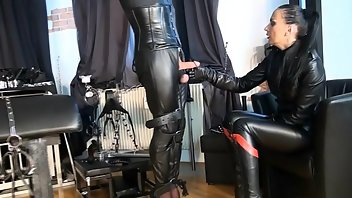 You tell cock japanese punishment femdom cbt and tease All above